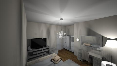 ups glamur - Glamour - Bedroom - by saray10081