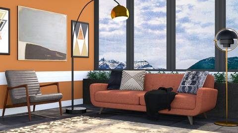 Sumatran Melody - Modern - Living room - by millerfam