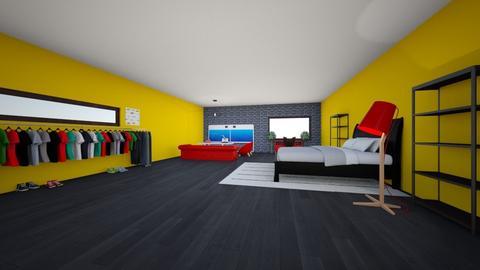 bris rooom - Bedroom - by marleybelle17