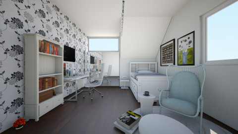 BR 1 - Bedroom - by devaphrodite