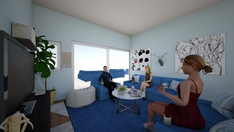 12 LR - Living room - by theddhouse