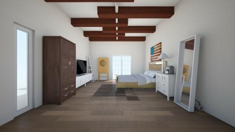 Sveriges Kungahus 1 - Modern - Bedroom - by can264
