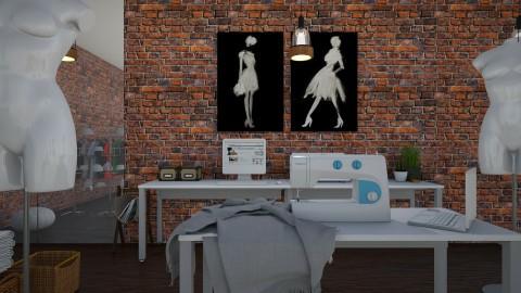 Fashion Designer Studio - by serenellc27