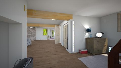 km - Living room - by jdenae3