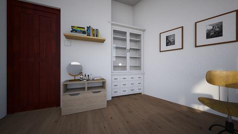 Bedroom2 - Bedroom - by NICOLEPF