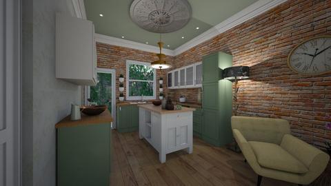 Looe kitchen - Dining room - by Lisett