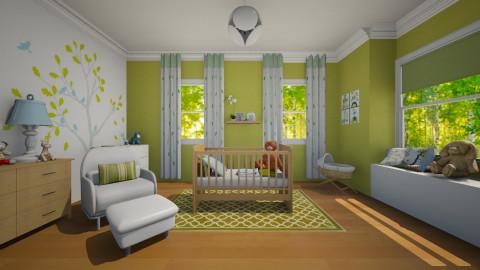 Baby room - Kids room - by milicaa91