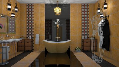 bath 123 - by nat mi