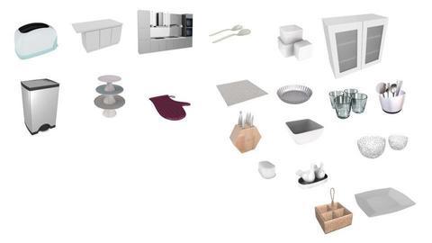 kitchen - by jesus578