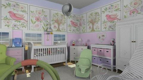 Nursery - Classic - Kids room - by milyca8
