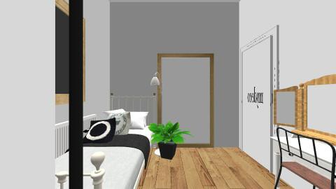 my bedroom - Bedroom - by hollieec