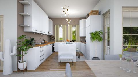 budai villa bedroom - Bedroom - by Renta