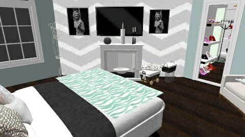 audrey - Modern - Bedroom - by macy486