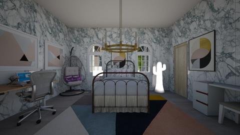 mansion 1 bed 3 - Bedroom - by guyciara87