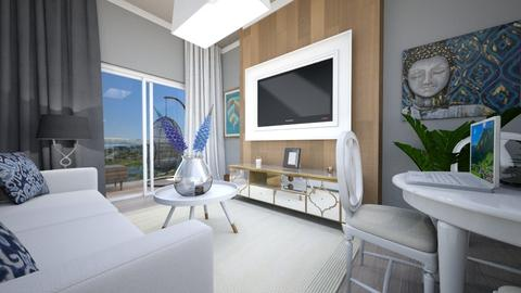 modern room - Modern - by Vasile Bianca Rozalia