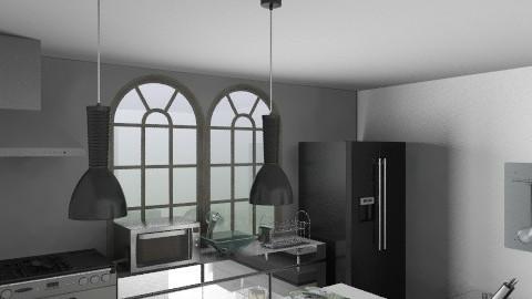 Jony cook2 - Modern - Kitchen - by joao alberto