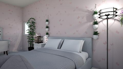 jeannette - Bedroom - by maestra