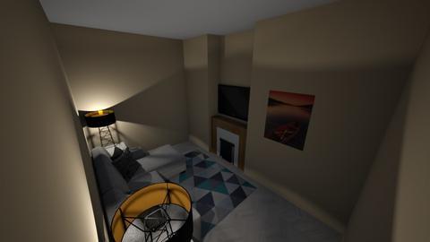 Cozy Living Room - Living room - by Galaxy Warrior