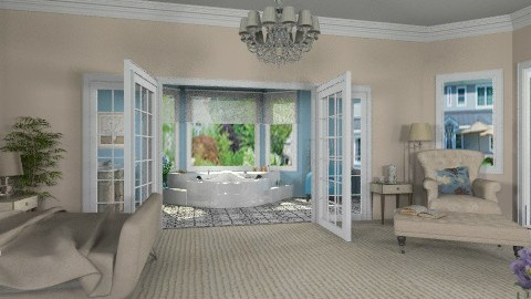 Bedroom Suite - Classic - Bedroom - by Bibiche