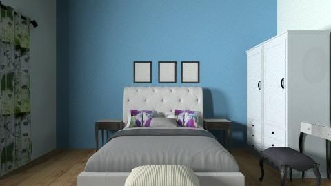 bed - Bedroom - by sajeshvp