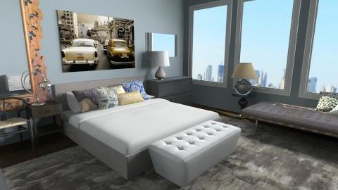 Master Bedroom - Eclectic - Bedroom - by lauren_murphy