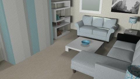 living room - Modern - Living room - by Caitlin Johnston
