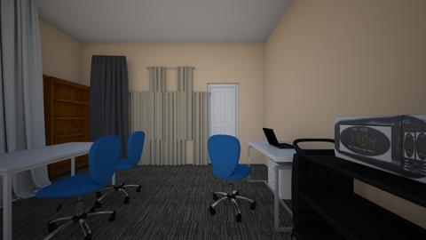 dpc office Sade version - Modern - Office - by mary313franklin