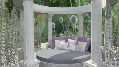 dream - Eclectic - Garden - by chania