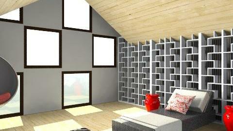 Bedroom #3 - Modern - Bedroom - by emilypinnock
