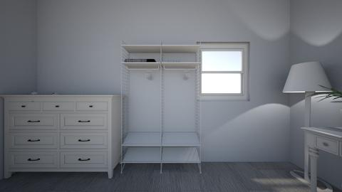 interior design period 6  - Modern - Bedroom - by jonesca8