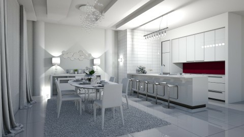 28122017 - Modern - Kitchen - by matina1976