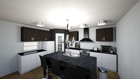 Fancy smancy kitchen - Kitchen - by Jonathan_Flores
