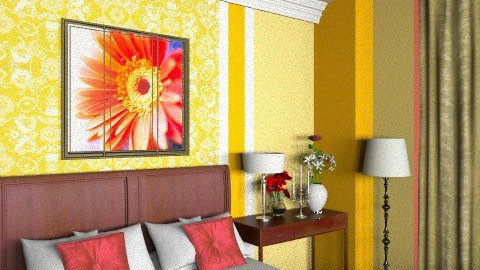 5 * hotel room - Bedroom - by ooooo