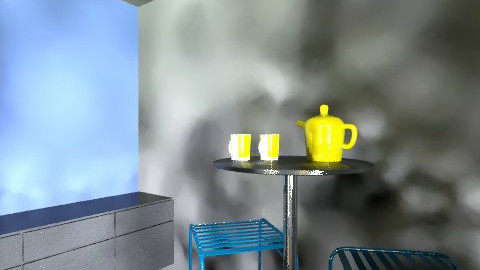 Speakerbox - Retro - Office - by mrsfrench