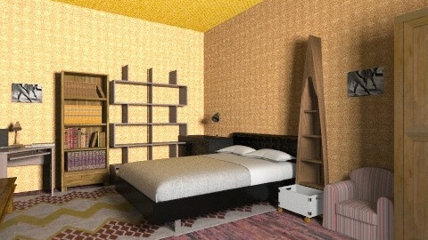 barly bed - Classic - Bedroom - by barly