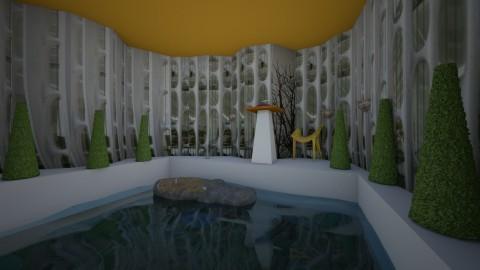DALI  HOTEL - by gilda isaacson