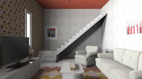 suave - Living room - by Naimegouveia