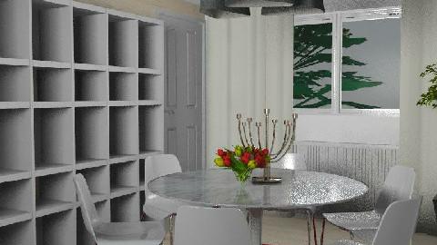 RR18_2 - Dining Room - by 3rdfloor