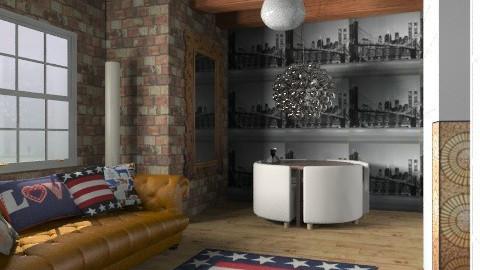 joanne - Living room - by joeyjojojunior