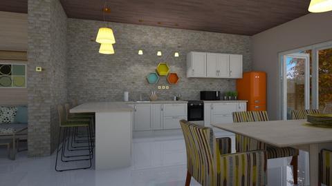 MI032 - Kitchen - by i l o n a