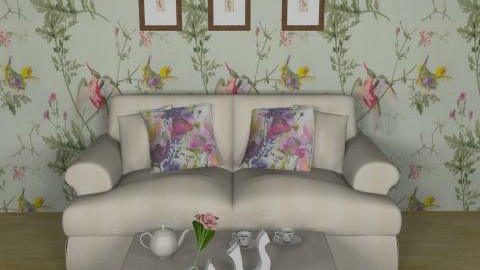 Classic Sofa - Classic - Living room - by richardsbm