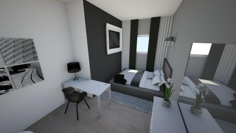 Bedroom - Bedroom - by Idzik