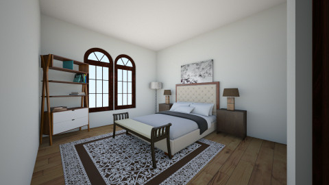Visitors bedroom - Bedroom - by shaziya