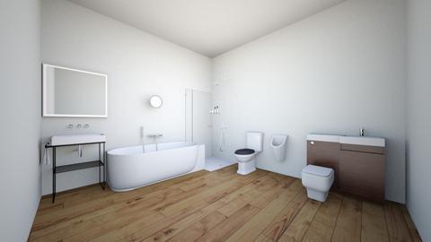 Master Bath - Bathroom - by Morgan_22