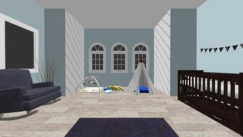 baby room - Kids room - by abbymweissman