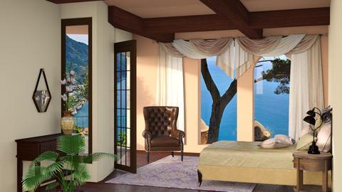 santa - Bedroom - by sirtsu