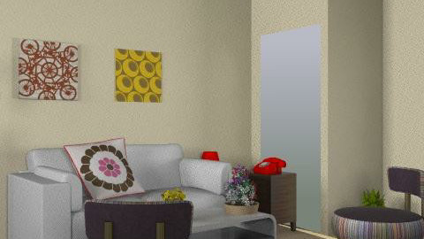 retro new - Retro - Living room - by mmagaton