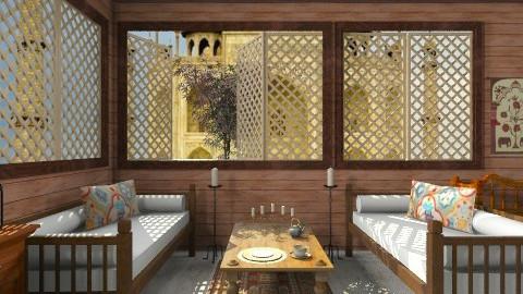 India - Modern - Living room - by vovisanija