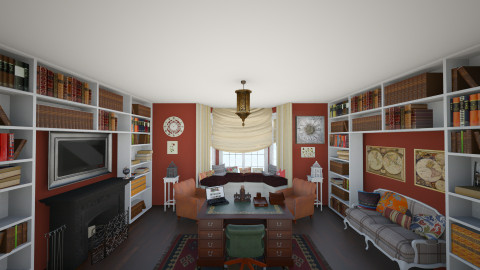 Office - Classic - Office - by ciconi