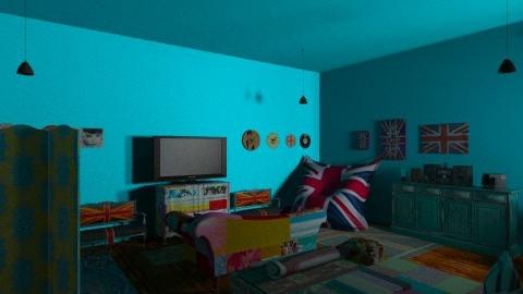 RV window view - Bedroom - by KaylahK